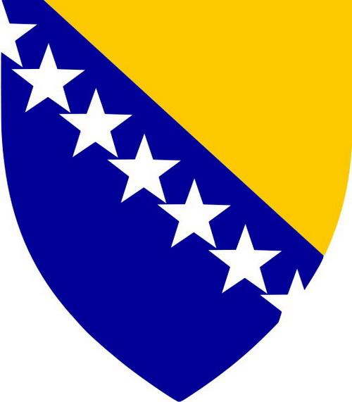 Также флаг боснии и герцеговины