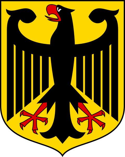герб фрг
