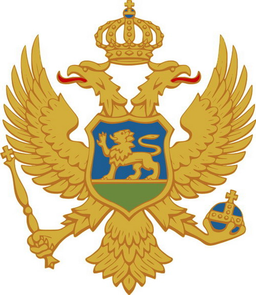 Смотрите также флаг черногории