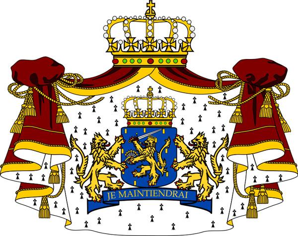 Нидерланды страна на карте мира и