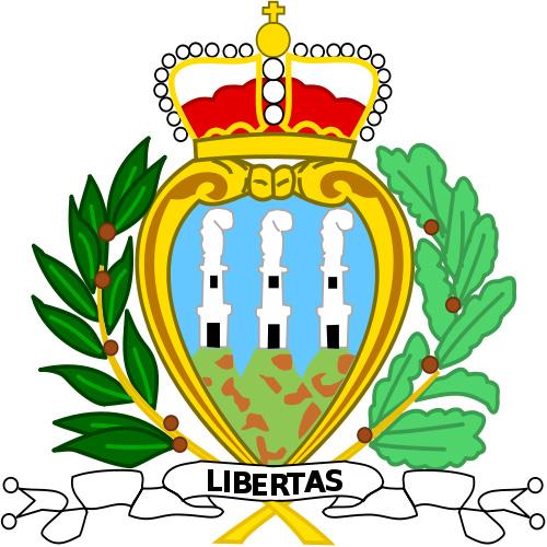 герб сан марино
