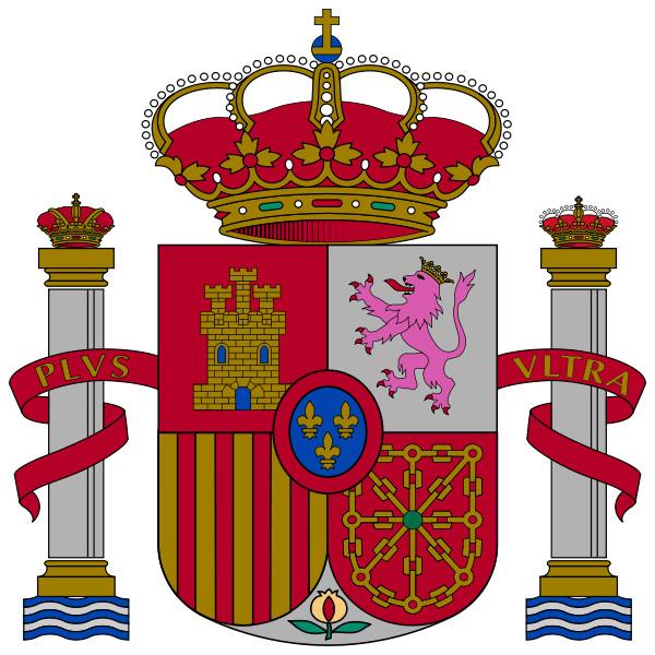 флаг испании картинки